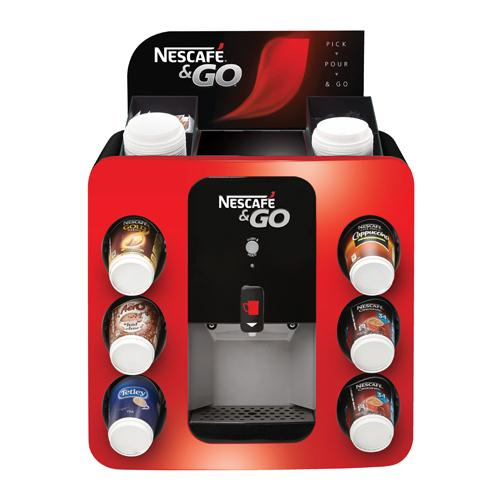 Nescafé and Go Drinks Dispenser 5215748