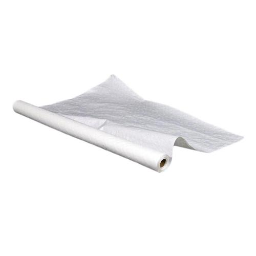 White 1200mm x 50m Banquet Roll