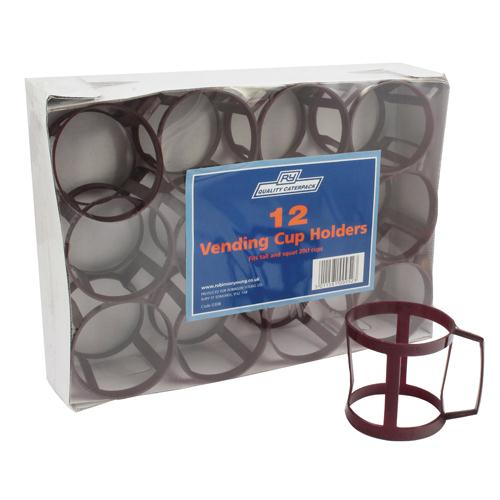 Caterpack Vending Cup Holders Pack of 12 REF 0308