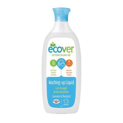 Ecover Washing Up Liquid 500ml (Pk 2) VEVWUL