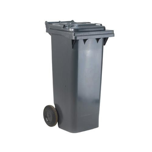 Refuse Container 120 Litre 2 Wheel Grey 331110