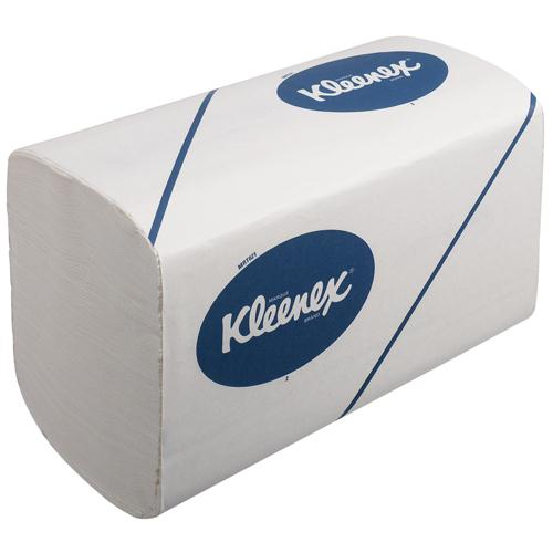 Kleenex Interfold Hand Towels 3 Ply 96 Sheets White (Pack of 30) Ref 6771