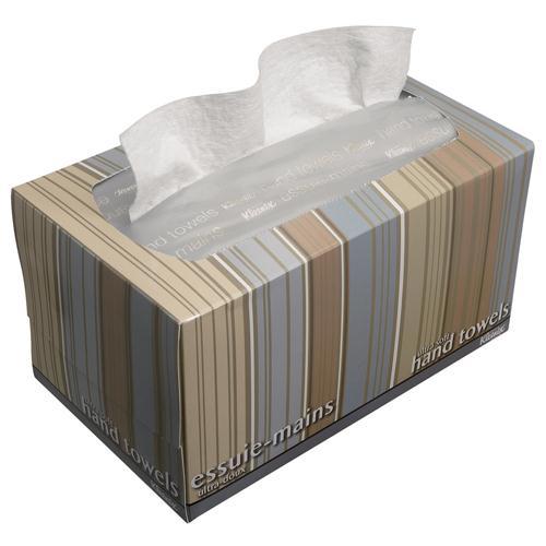 Kleenex Ultra Soft Pop-Up Hand Towel 70 Sheets Pack 18 1703