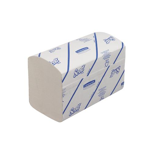 Scott White 1 Ply Small Xtra Hand Towels Pack of 15