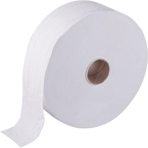 Maxima Jumbo Toilet Roll 2 Ply White 410 Metre Pk 6 KMAX2592