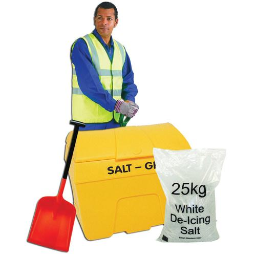 Winter Maintenance Kit with Grit Bin 360202