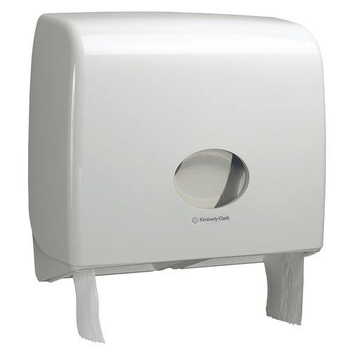 Aquarius Toilet Tissue Dispenser Midi Jumbo Non Stop 6991 Each