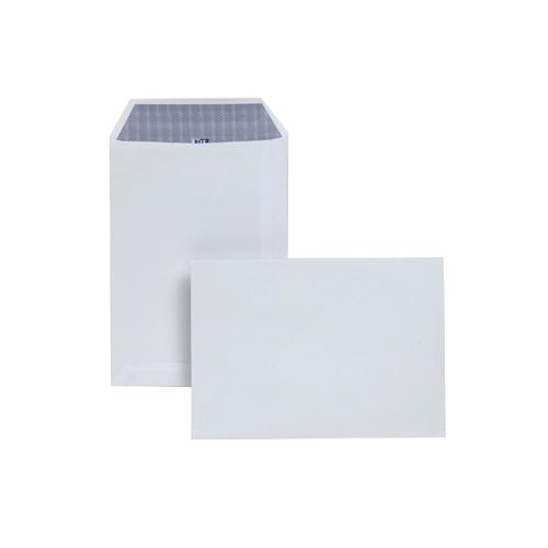 Plus Fabric Envelope C5 Prestige 110gsm Pocket Press Seal Pk 250 D23770