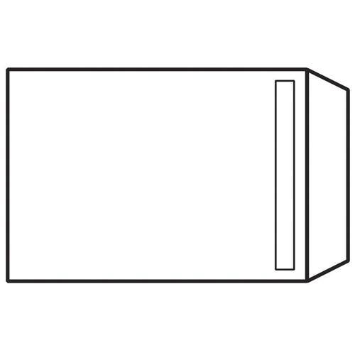 Evolve C4 Recycled Envelope White Self-Seal 100gsm Pk 250 RD7891