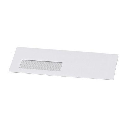 Postmaster Envelope DL Window White Pk 500 B29153
