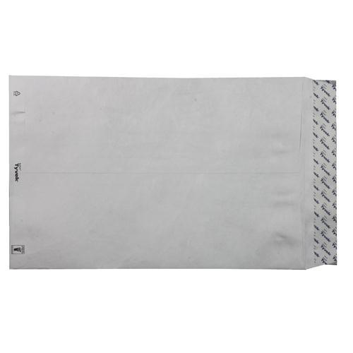 Tyvek Envelope 381x254mm White Pk 100 557224