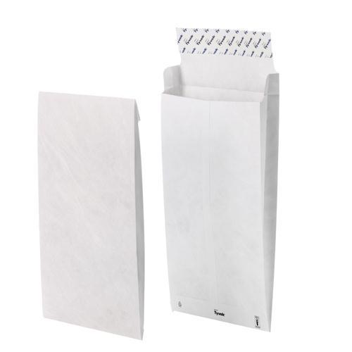 Tyvek Envelope B4 Pocket White Pk 100 11843