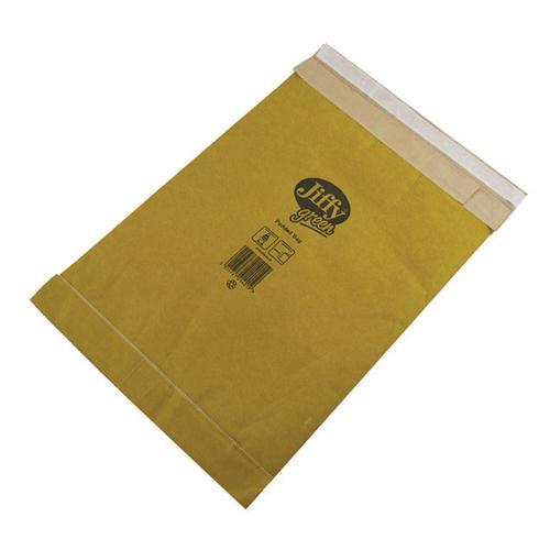 Jiffy Padded Bag 195x280mm Pk 100 Size 2 PB2