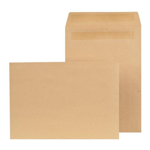 New Guardian Envelope C4 Self-Seal 90gsm Manilla Pk 250 K26309