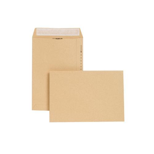 New Guardian Envelope 254x178mm 130gsm Manilla Self-Seal Pk 250 C26803