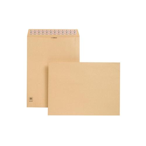 New Guardian Envelope 406x305mm / 16x12 inch 130gsm Manilla Peel and Seal Pk 125 D23703
