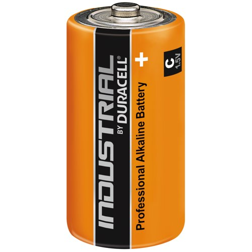Duracell Industrial C Batteries Pack of 10 REF 81451925