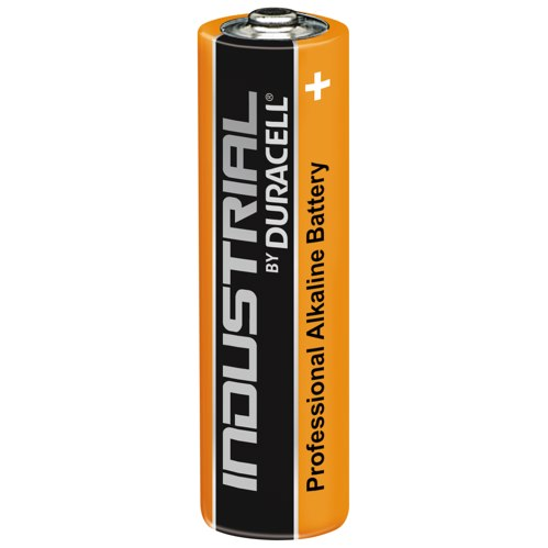 Duracell Industrial AA Batteries Pack of 10 REF 5000832
