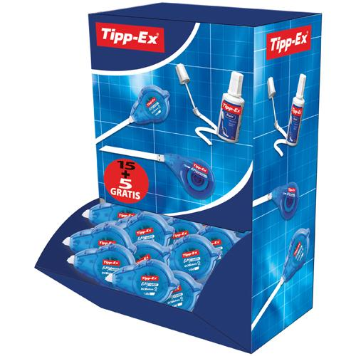 Tipp-ex Easy Correct Tape Value Pack