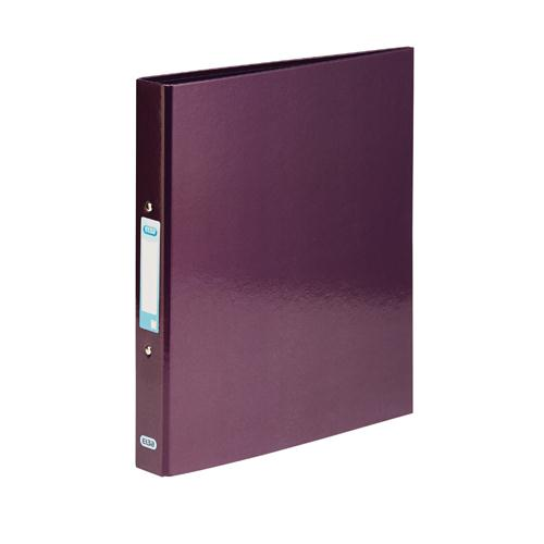 Elba Classy Ring Binder A4 25mm Metallic Purple 400017758