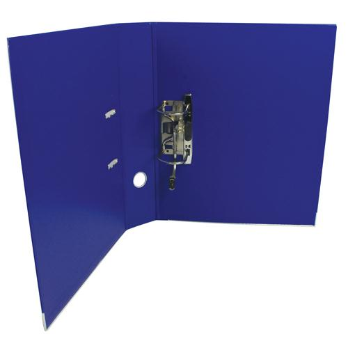 Esselte Lever Arch File Polypropylene Foolscap 75mm Blue 48085