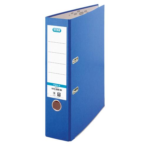 Elba Board Lever Arch File A4 Blue B1045703