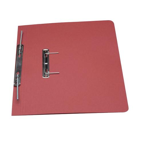 Guildhall Super Heavyweight Spiral File Red 211/7005