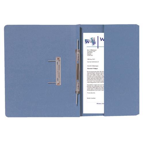 Guildhall Transfer Spiral Pocket R/H Blue Pk25 211/9060Z