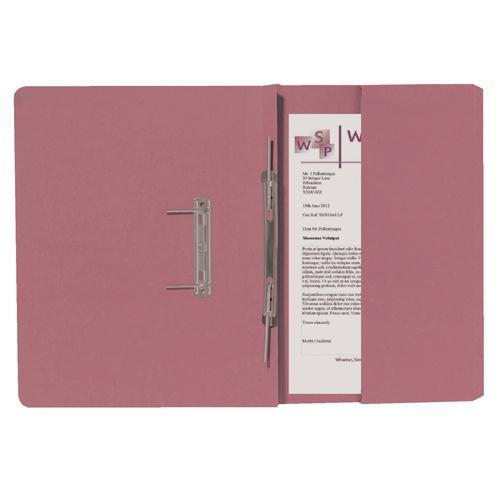 Guildhall Transfer Spiral Pocket R/H Pink Pk25 211/9064Z