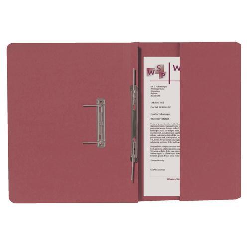 Guildhall Transfer Spiral Pocket R/H Red Pk25 211/9065Z