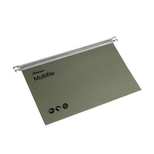 Multifile Suspension File Complete Pk 50 78008