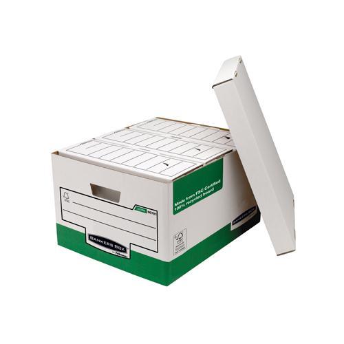 Fellowes Storage Box 00791-FFLP