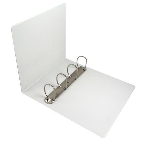 Esselte Presentation 4D-Ring Binder 60mm A4 White 49706