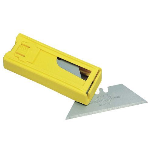 Stanley 1992 Knife Blades Pk 10 2-11-921
