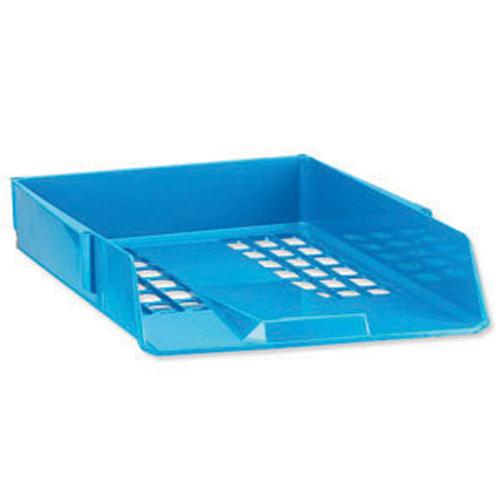 Avery Myers Duet Letter Tray Blue 1132