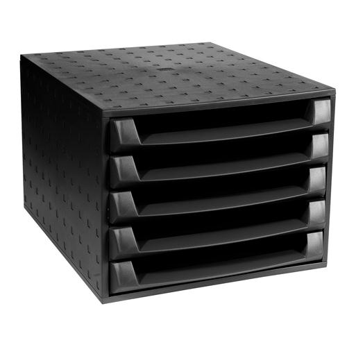 Forever Drawer Set Black 221014D
