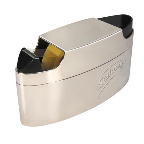 Sellotape Executive Chrome Dispenser 1944410