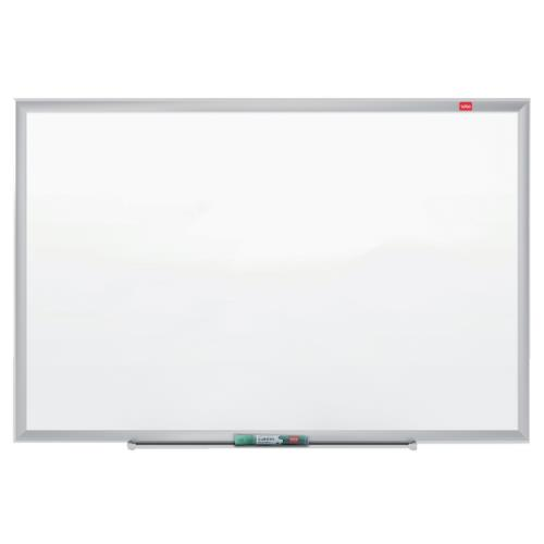Nobo Nano Clean Magnetic Steel Whiteboard 900 x 600mm 1905167