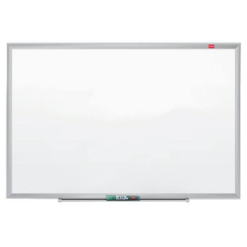 Nobo Nano Clean Magnetic Steel Whiteboard 1200 x 900mm 1905168