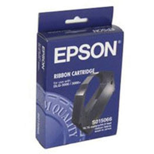 Epson Fabric Ribbon Cartridge Black Ref C13S015066