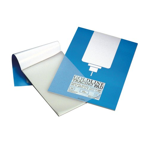 Goldline Popular Tracing Pad 63gsm50 Sheets A3 Ref GPT2A3Z Each