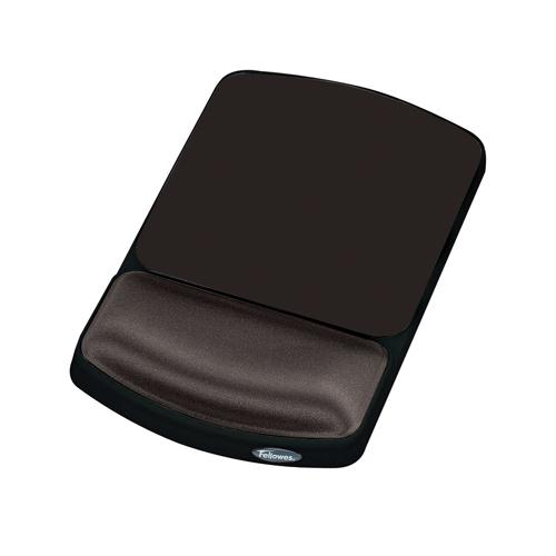Fellowes Premium Gel Adjustable Mouse Pad/Wrist Support