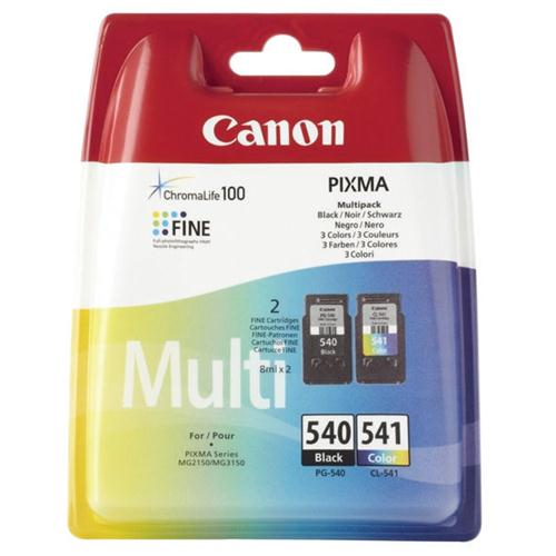 Canon Photo Value Pack PG-540XL/CL-541XL 5222B013