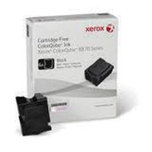 Xerox Colorqube 8870 Ink Stick 16K Black Pk 6 108R00957