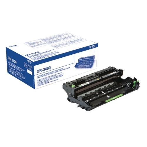 Brother drum unit DR3400 Page yield up to 50000 pack of 1