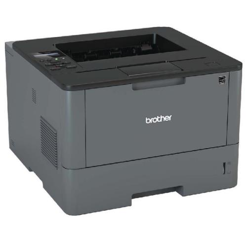 Brother Mono Laser Printer HL-L5000D Grey HL-L5000D
