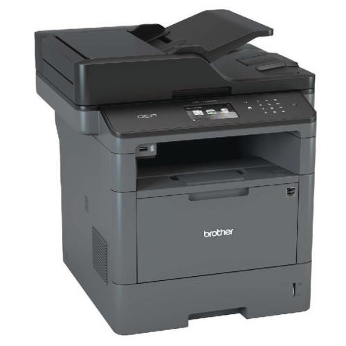 Brother Mono Multifunction Laser Printer DCP-L5500DN Grey DCP-L5500DN