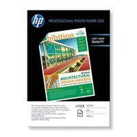 HP Professional Glossy Laser Paper A4 200gsmPack 100 Ref CG966A