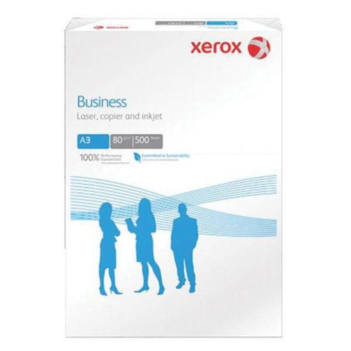 Xerox Business White 80gsm A3 Printer Paper Ream of 500