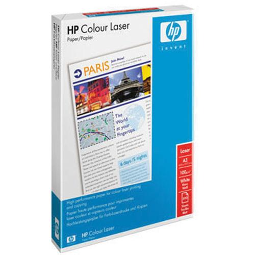 HP White 120gsm A3 Laser Paper (Ream of 250 Sheets) REF HCL1030